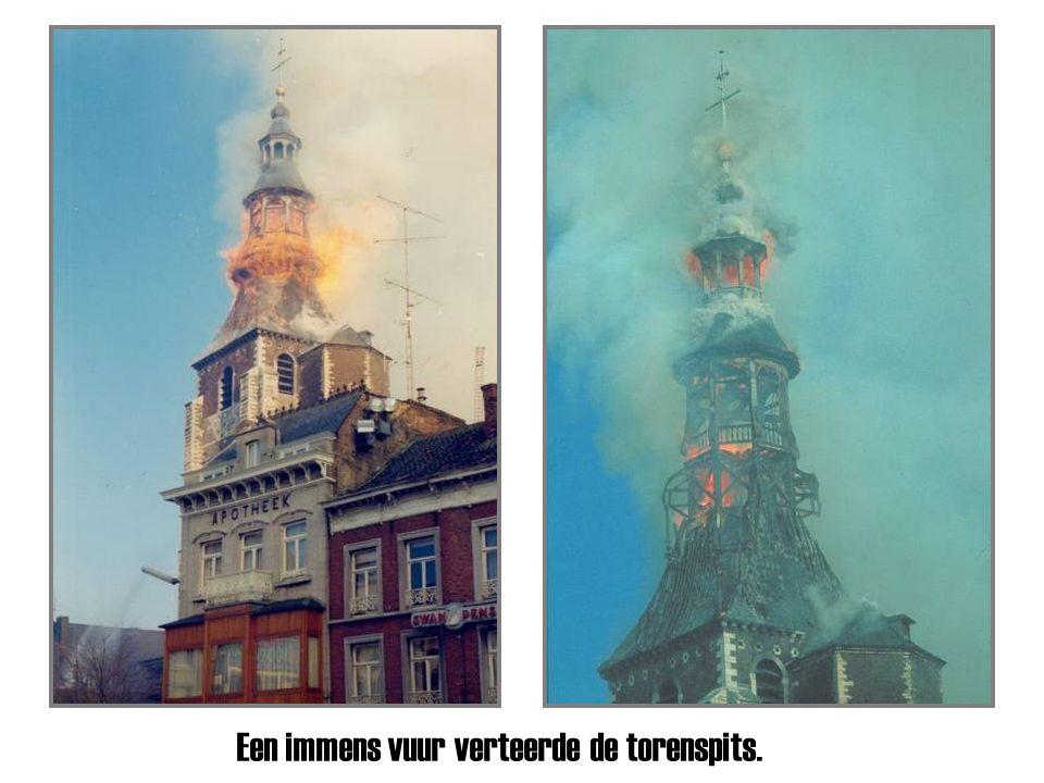 Brand vernield St-Truidens trots.