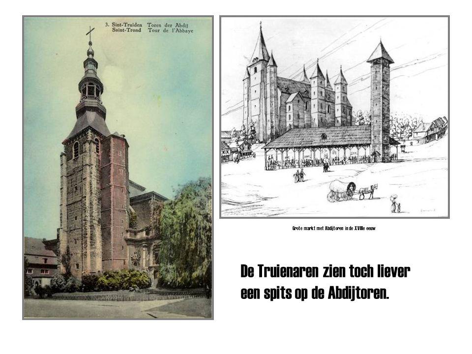 Een onherstelbare verminking van het St-Truidens stadsbeeld.