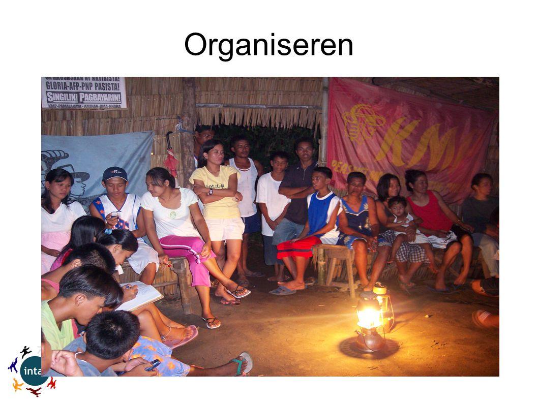 Organiseren