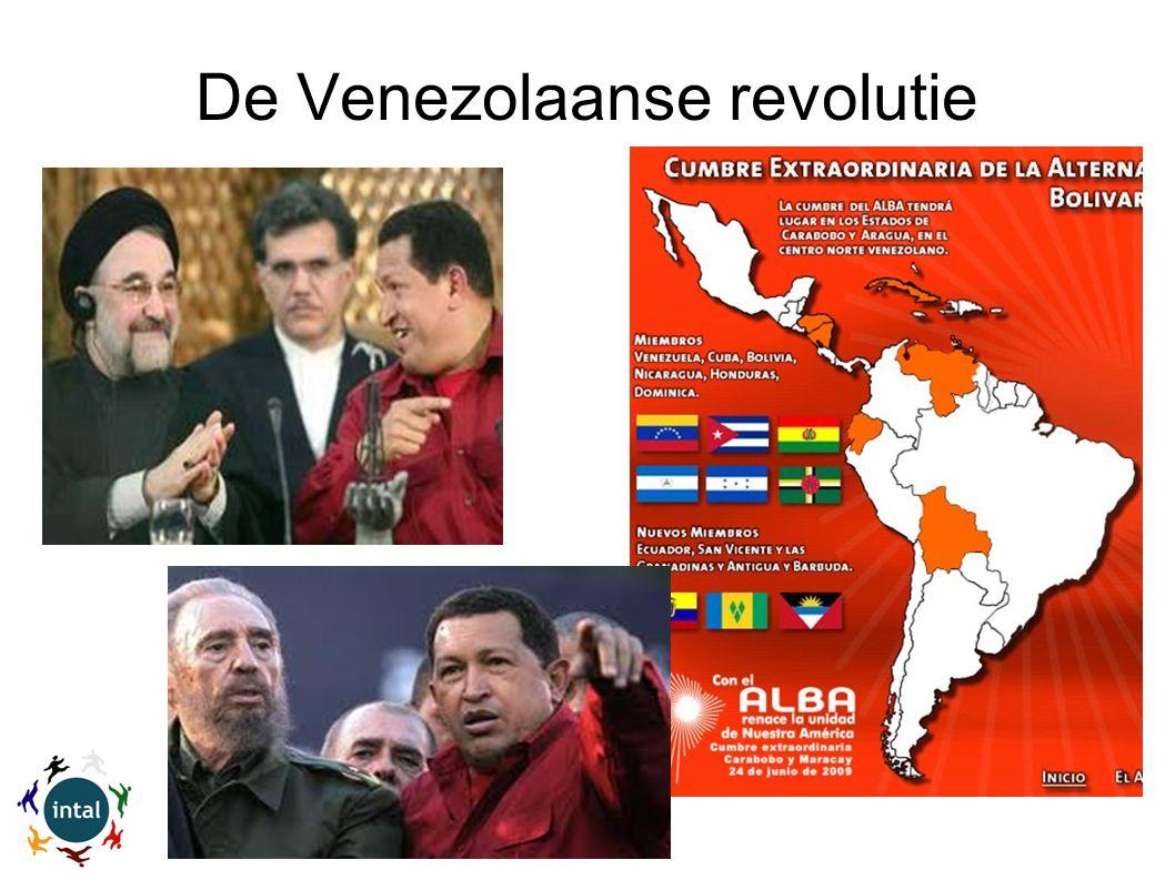De Venezolaanse revolutie
