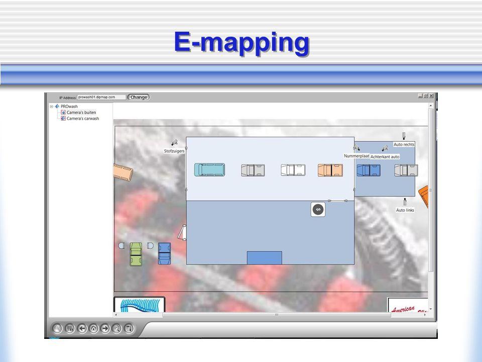 E-mapping