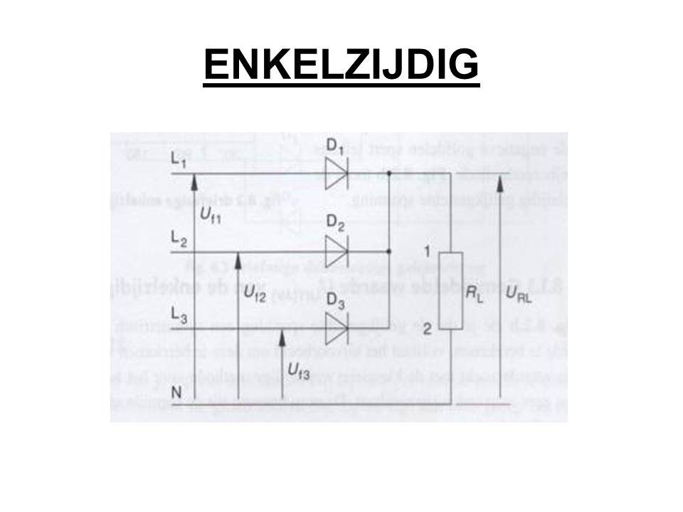 ENKELZIJDIG