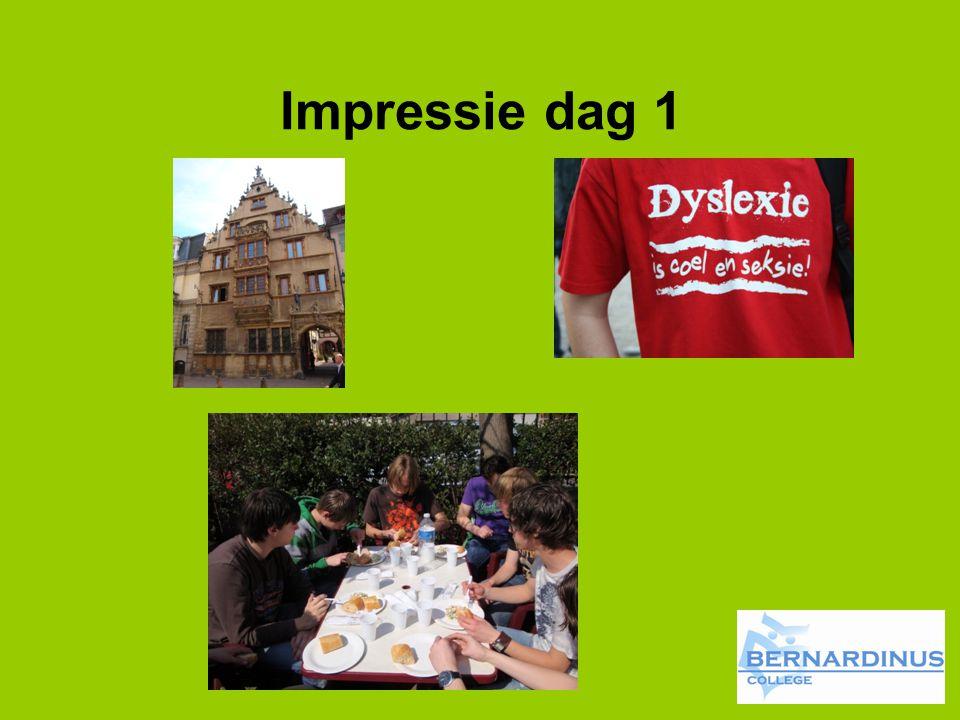 Impressie dag 2