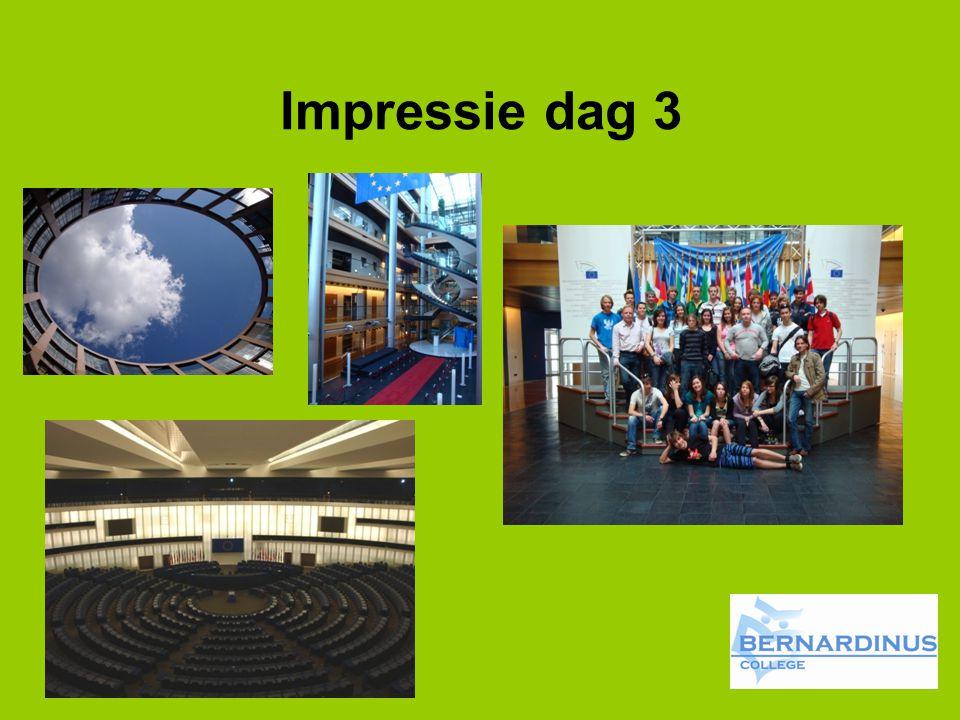 Impressie dag 4
