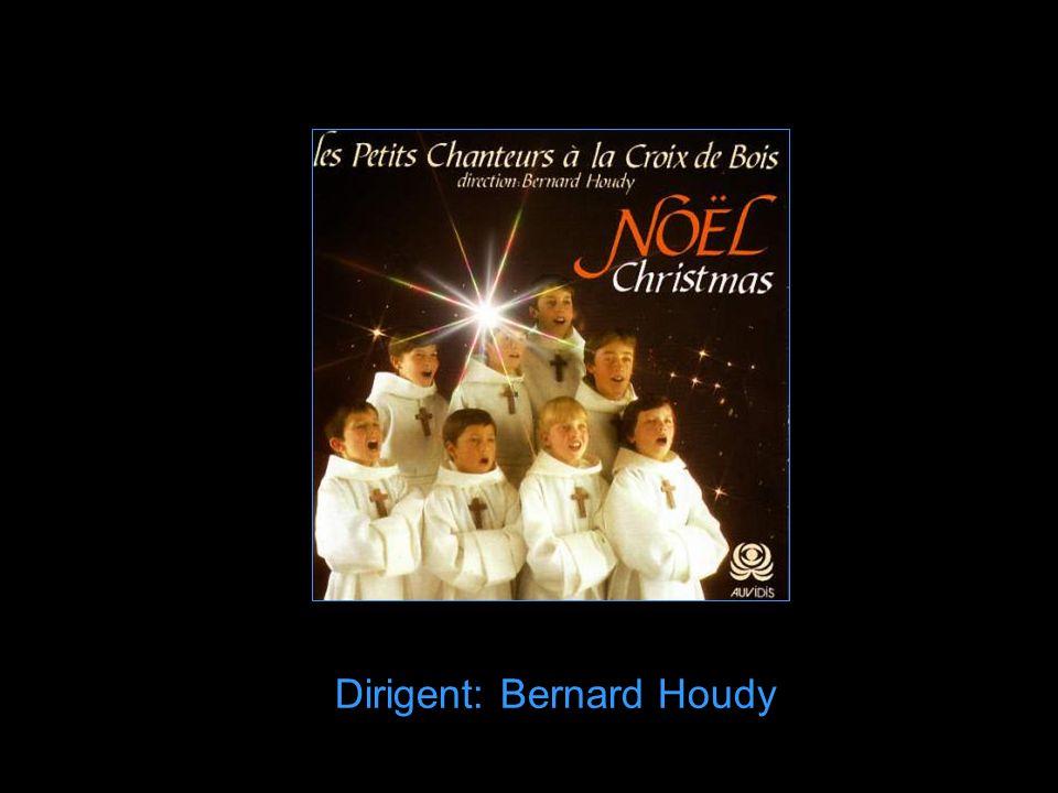 Muziek: Stille Nacht Les Petits Chanteurs à la Croix de Bois Dirigent: Bernard Houdy Creatie: Florian Bernard – 2003 jfxb@videotron.ca