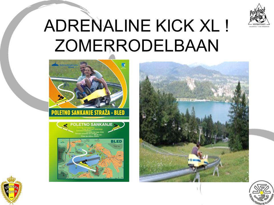 ADRENALINE KICK XL ! ZOMERRODELBAAN