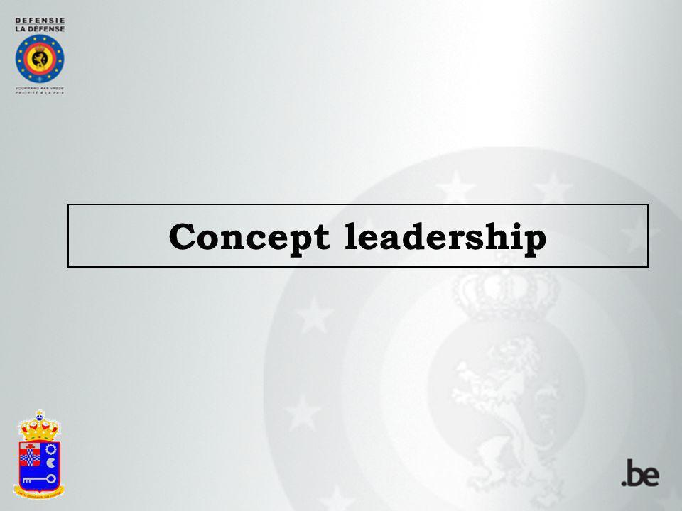 Concept leadership