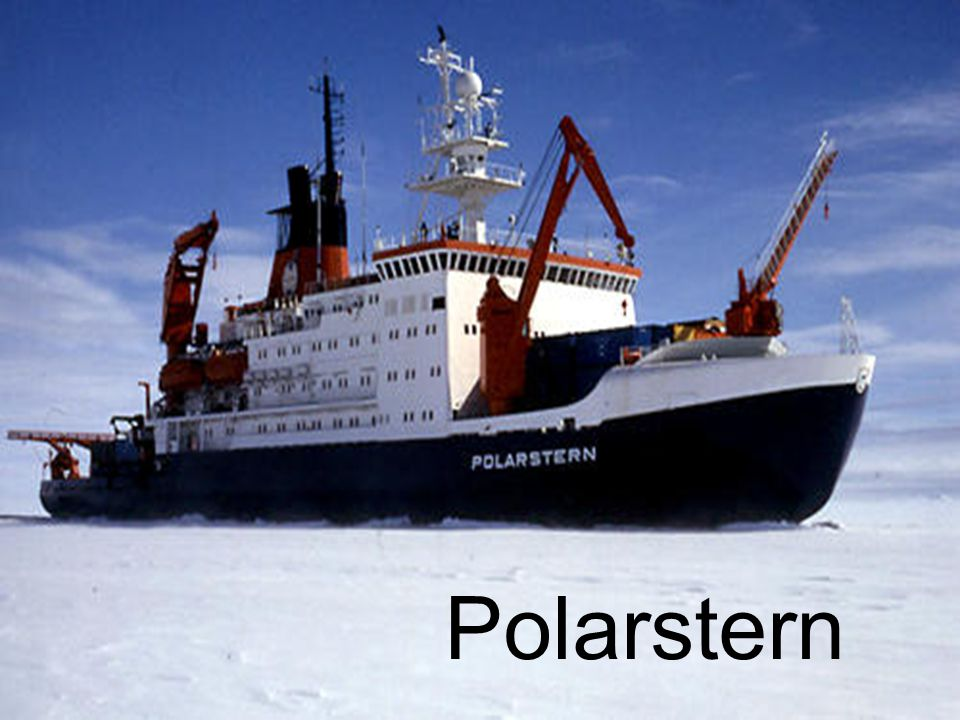 (foto) + naam Polarstern