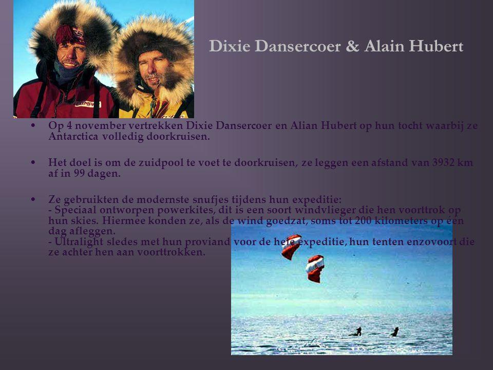 De bemanning van de Belgica waren de eerste mensen die op het Antarctische pakijs overwinterden.