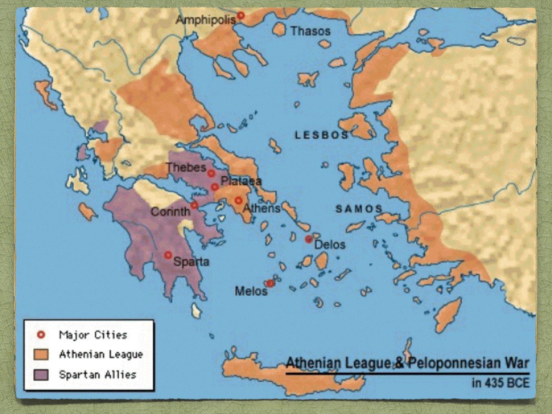 De volksvergadering beslist In maart 415 v.chr.kwam in Athene de volksvergadering bijeen.