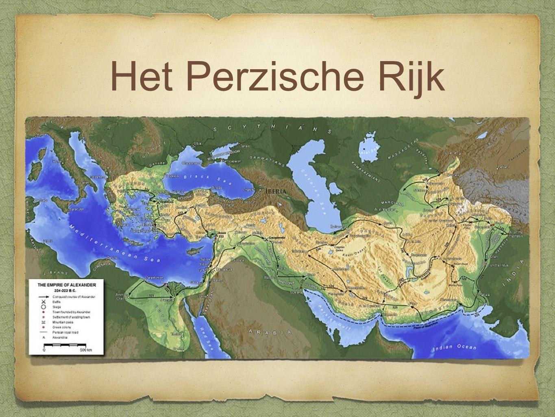 Het Perzische Rijk