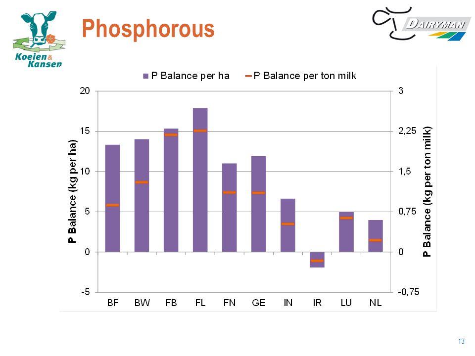 Phosphorous 13