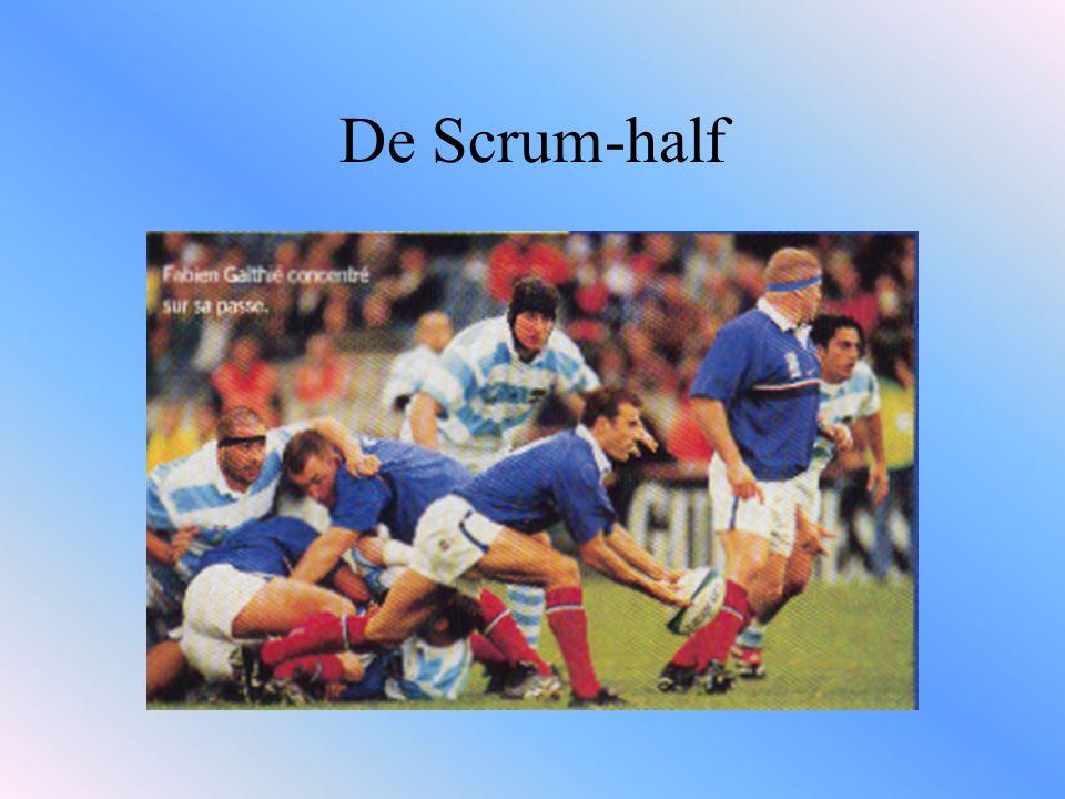 De Scrum-half