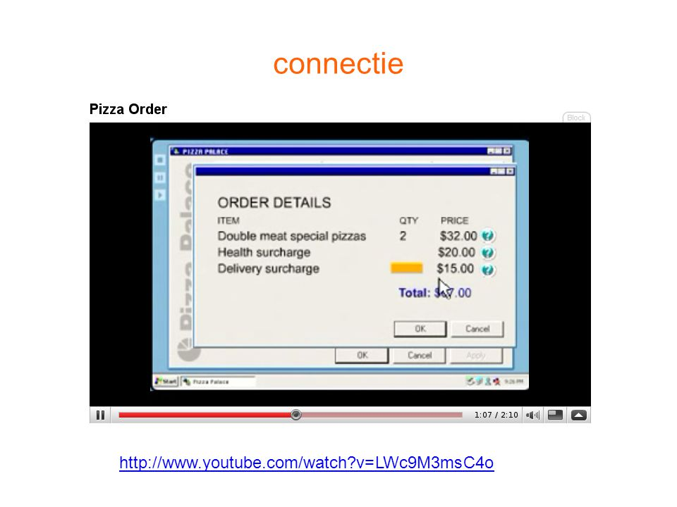burgernummer = IP adres?