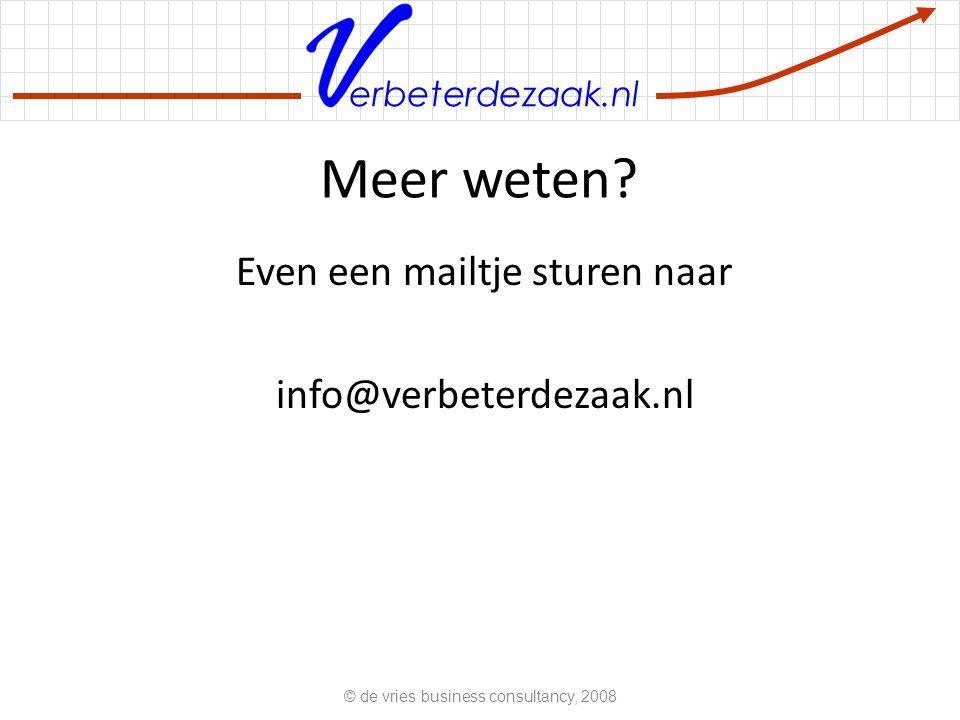 erbeterdezaak.nl Meer weten.