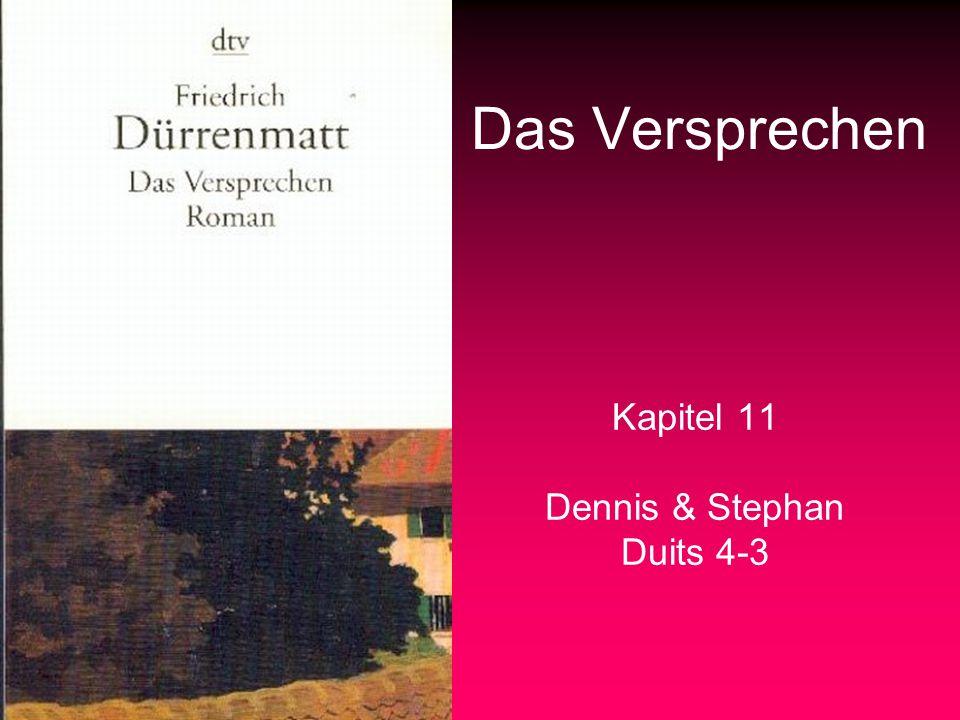 Das Versprechen Kapitel 11 Dennis & Stephan Duits 4-3