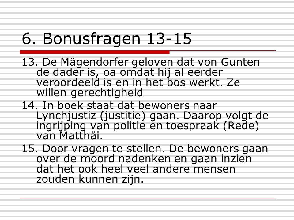 6.Bonusfragen 13-15 13.