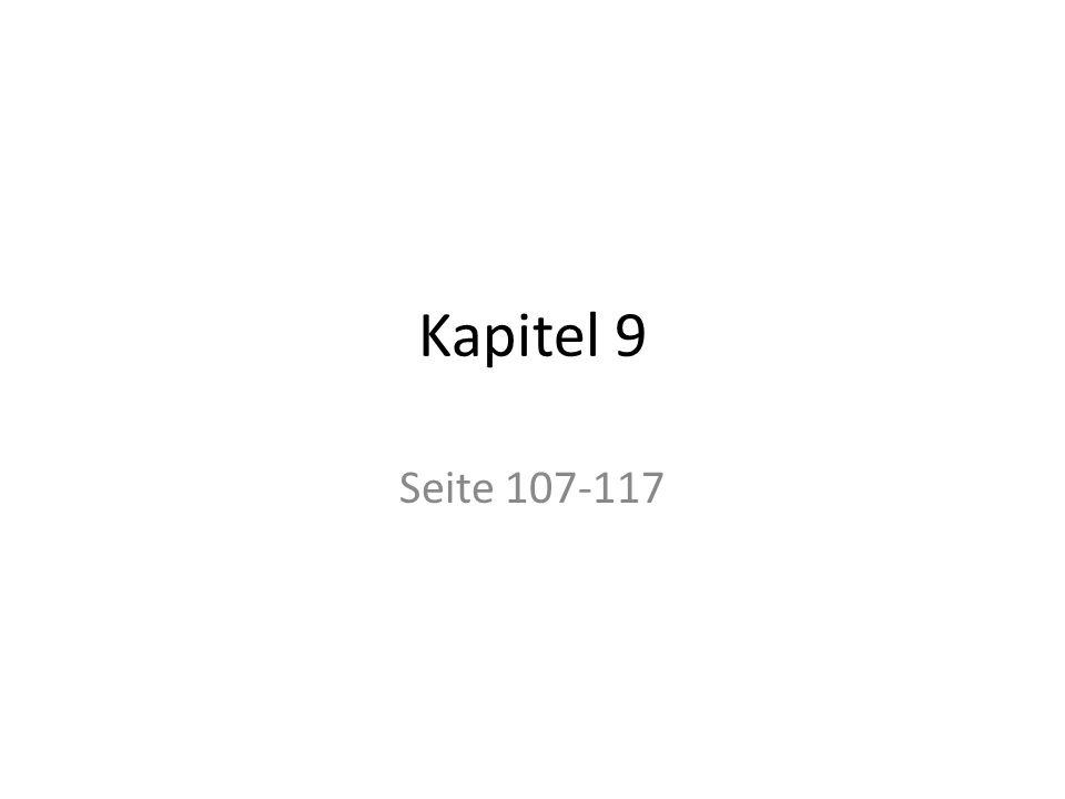 Kapitel 9 Seite 107-117