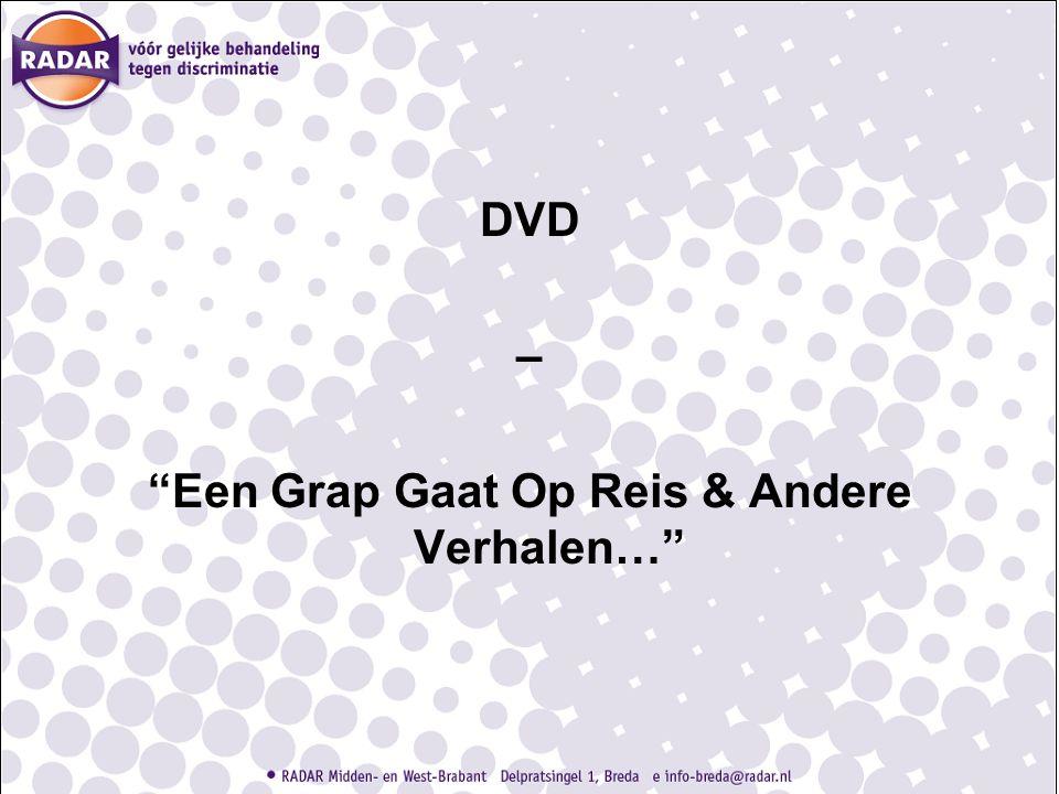 DVD – Een Grap Gaat Op Reis & Andere Verhalen…