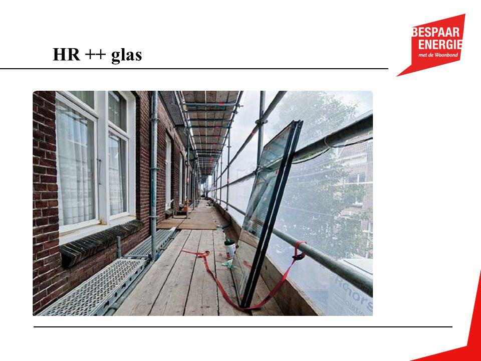HR ++ glas