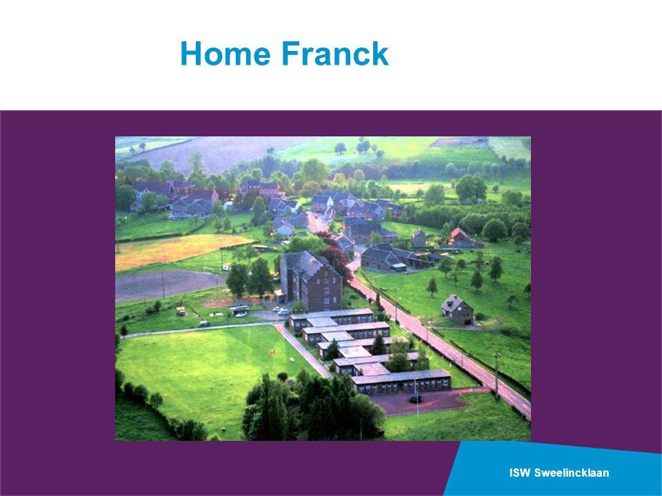 ISW Sweelincklaan Home Franck