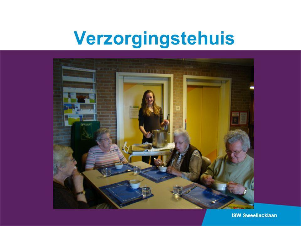 ISW Sweelincklaan Verzorgingstehuis