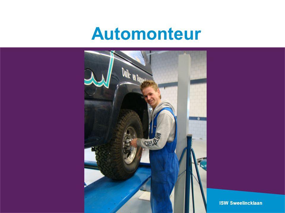 ISW Sweelincklaan Automonteur