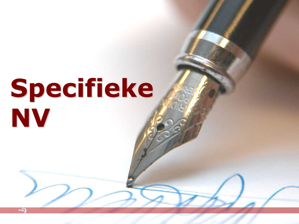 Specifieke NV