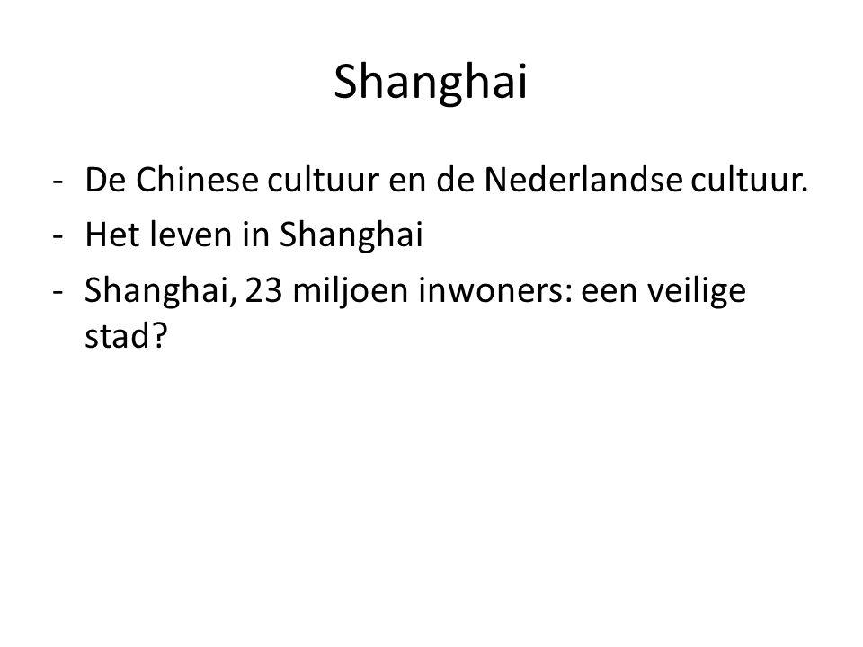 Programma in Shanghai -1 e week georganiseerd door Chinese school: W.F.L.M.S - lessen o.a.