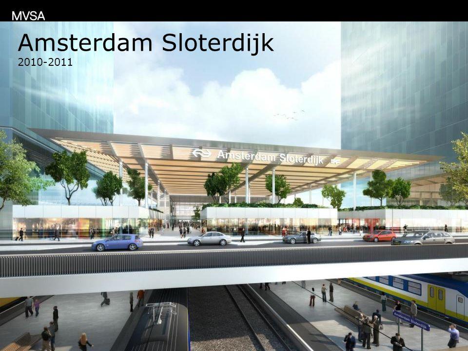 Amsterdam Sloterdijk 2010-2011