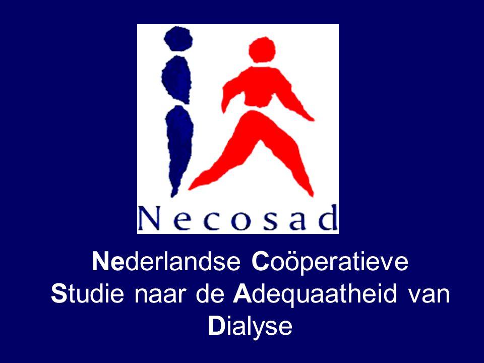 Nederlandse Coöperatieve Studie naar de Adequaatheid van Dialyse