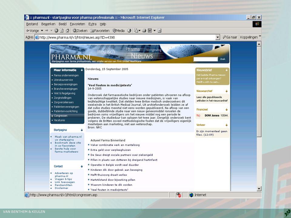 Niet WMO-plichtig onderzoek Wat valt daaronder.