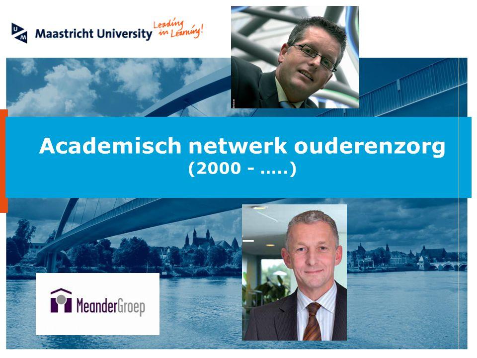 Academisch netwerk ouderenzorg (2000 - …..)