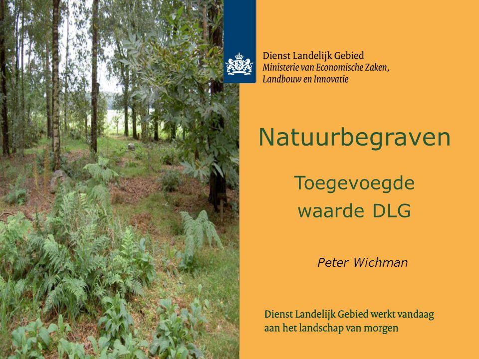 Natuurbegraven Toegevoegde waarde DLG Peter Wichman