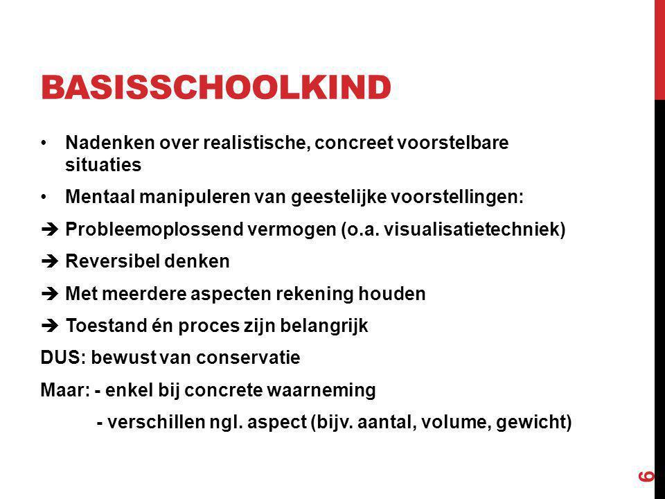 BASISSCHOOLKIND 7