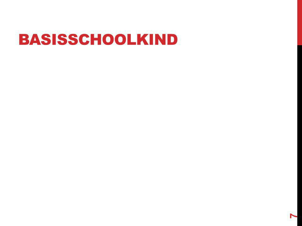 BASISSCHOOLKIND 8.