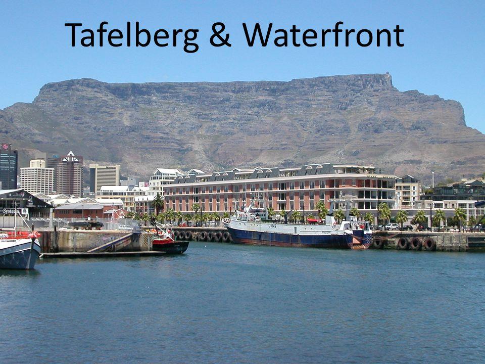 Tafelberg & Waterfront