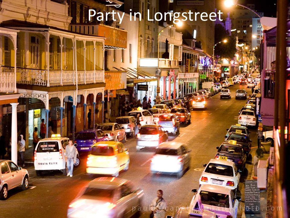 Party in Longstreet