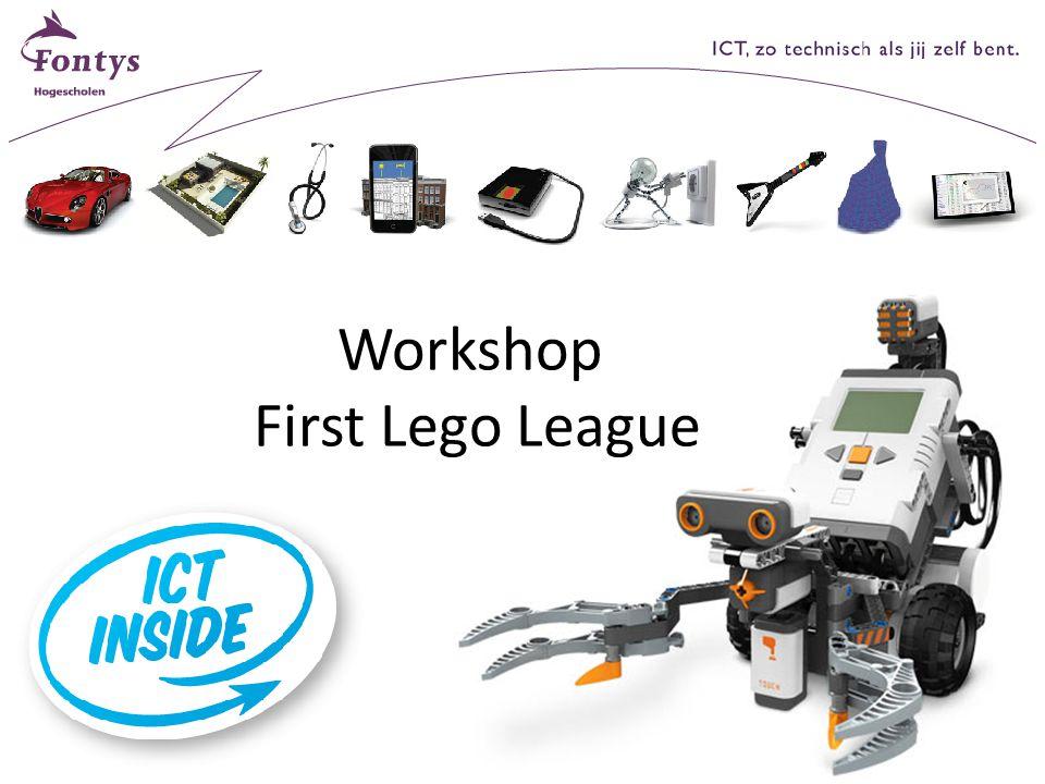 De First Lego League =