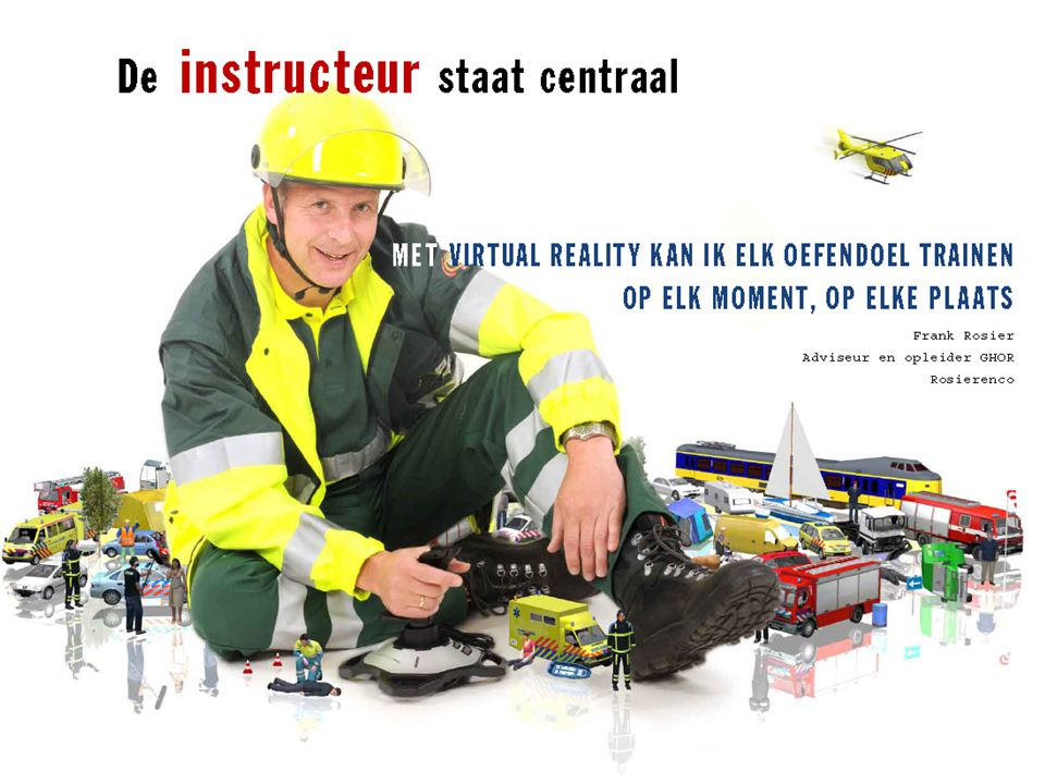 Copyright 2007 © E-Semble bv, Delft NL Simulation for education, training and exercise in security and safety Virtual incident simulation September 2008 analysis and exercising in industrial safety and security Martijn Boosman (E-Semble)