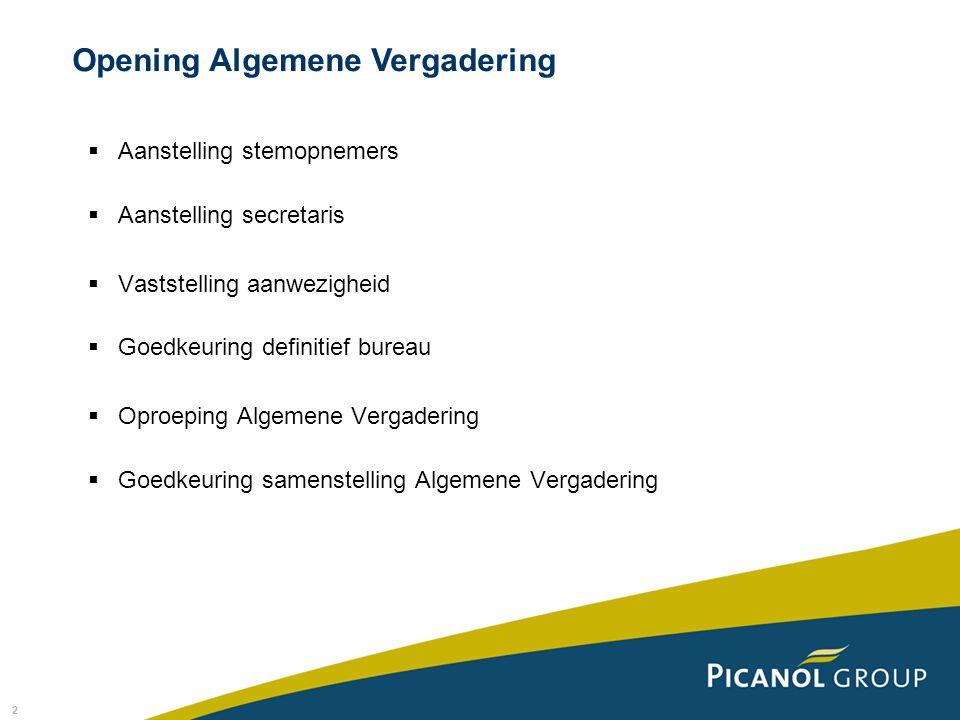 53 Zevende punt: Herbenoeming van de commissaris Agenda