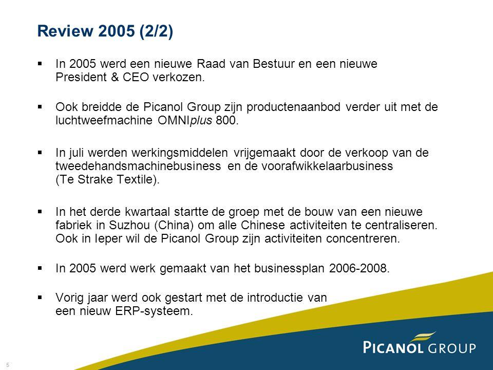 56 Aanpassingen Corporate Governance Charter  De verwijzing naar het Directiecomité in het Charter werd vervangen door Managementcomité.