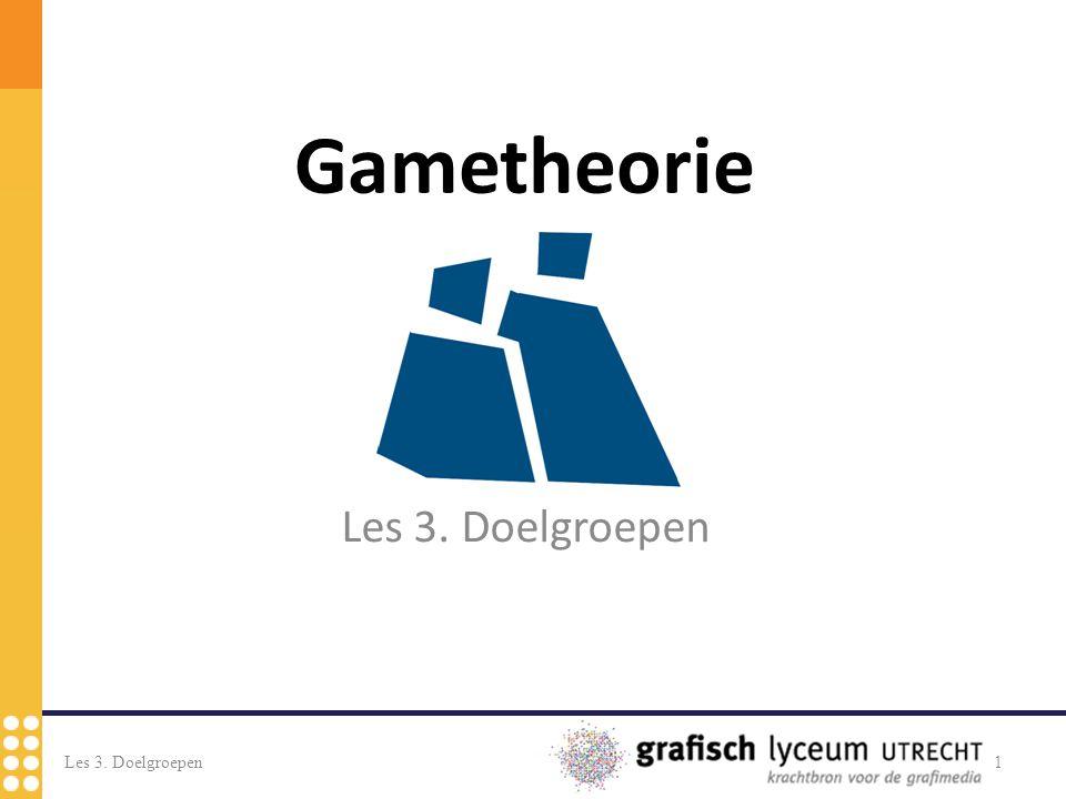 2 Richard Bartle defineerde vier gamer types - ♦ Achievers - ♠ Explorers - ♥ Socializers - ♣ Killers Wat voor gamer type ben jij.