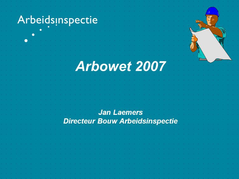 INDELING  NIEUWE ARBOWET  NOG MEER VERANDERINGEN  BROCHURE BOUWPLAATSEN  PROJECTEN 2007