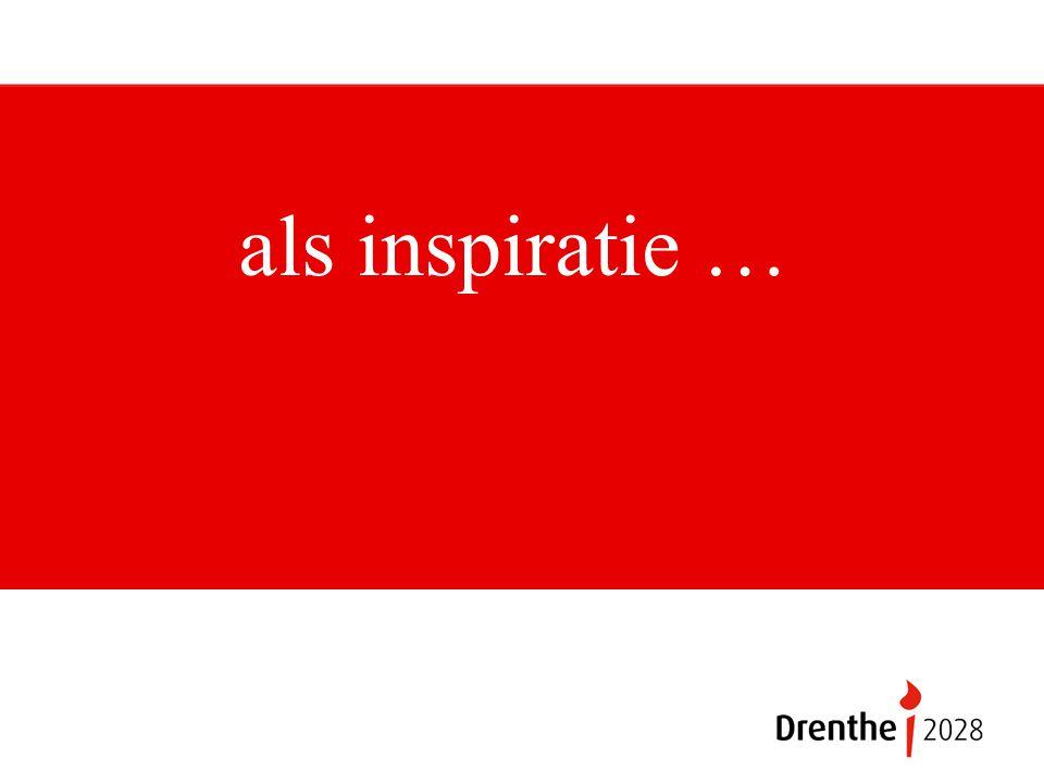 als inspiratie …