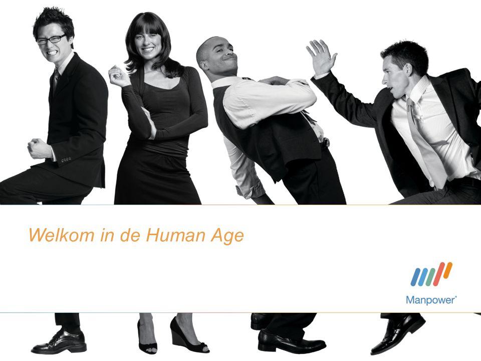 De Human Age, een nieuw tijdperk waarin talent….