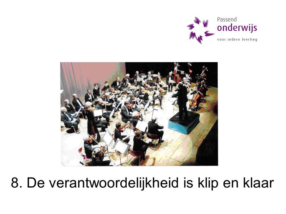 Meer verbinden Netwerk SO met PO Afspraken met: VVE Cluster 1 en 2 Externe partners www.passendonderwijs.nl