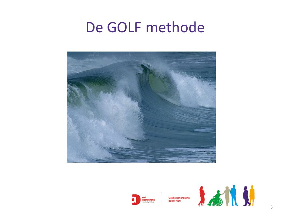 De GOLF methode 5