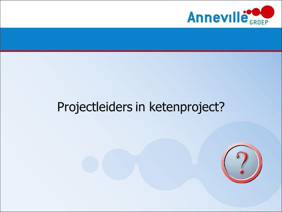 Projectleiders in ketenproject