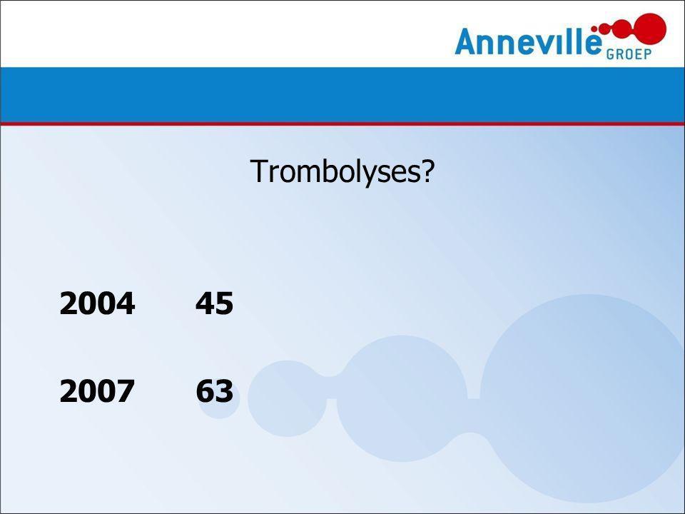 Trombolyses 200445 200763